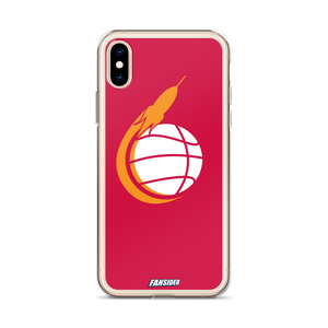 Space City Scoop iPhone Case