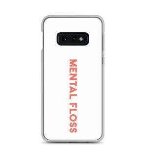 Mental Floss Samsung Case