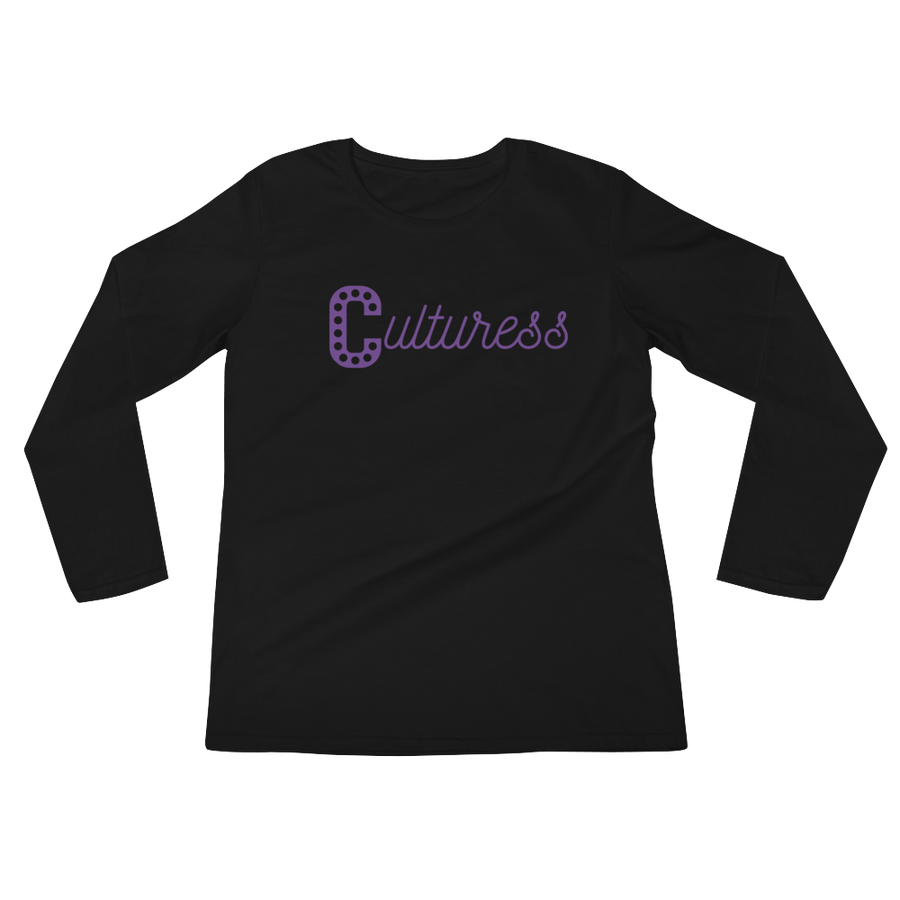 Culturess Women's Long Sleeve T-Shirt