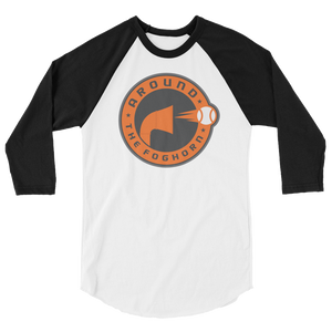 Around The Fog Horn 3/4 sleeve raglan shirt