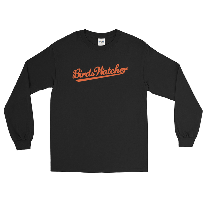 Birds Watcher Long Sleeve T-Shirt
