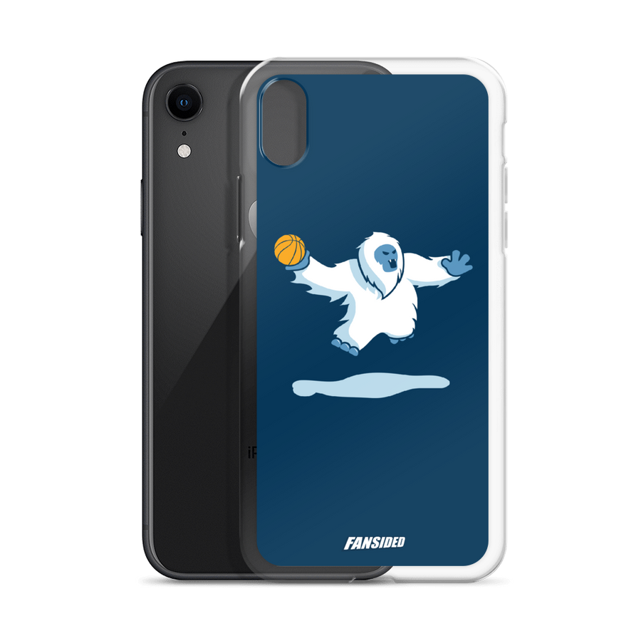 Basketball Everest iPhone Case