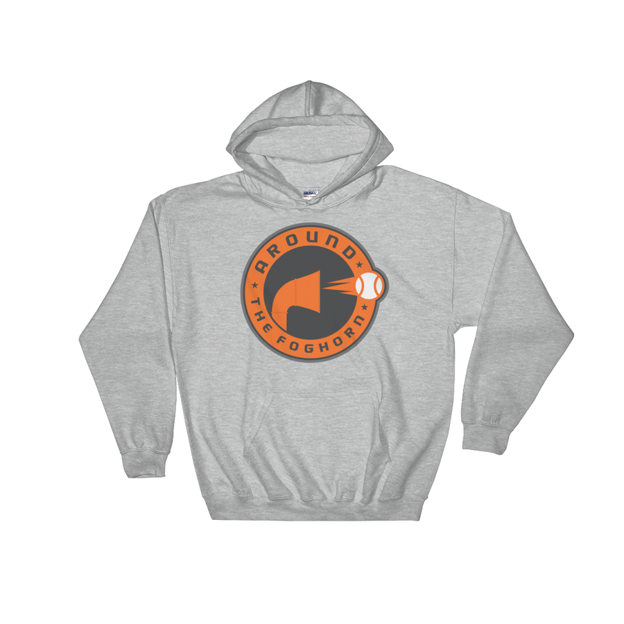 Around The Foghorn Hooded Sweatshirt