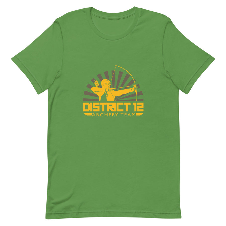 District 12 Short-Sleeve Unisex T-Shirt