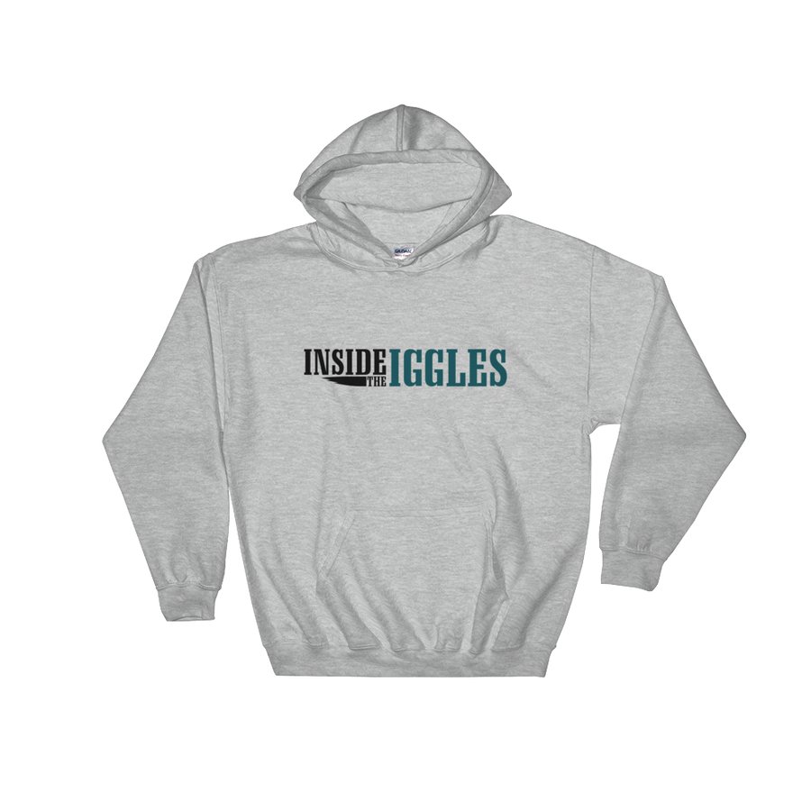 Inside The Iggles Hooded Sweatshirt