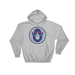 Chicago Baseball Hooded Sweatshirt