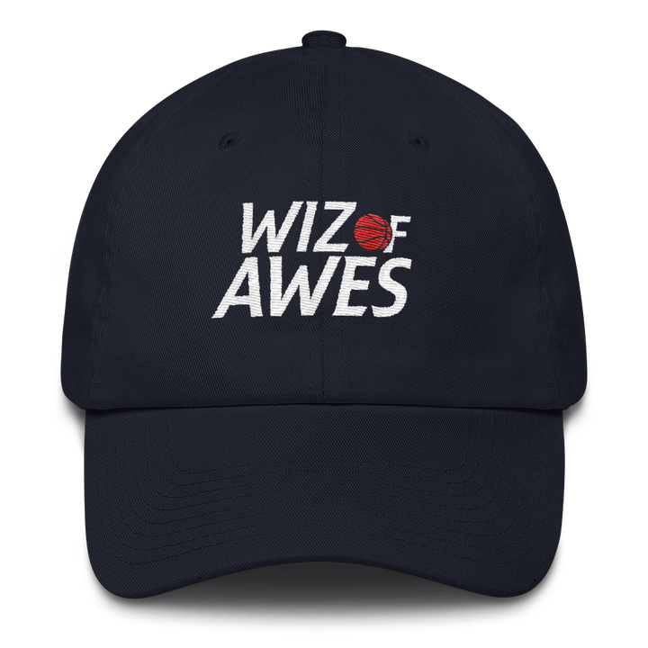 Wiz of Awes Cotton Cap