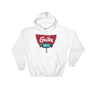 Guilty Eats Hooded Sweatshirt