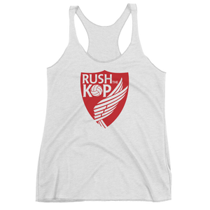 Women's Rush The Kop Racerback Tank
