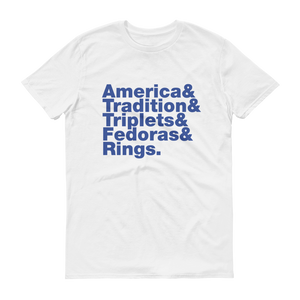 America & Tradition Short-Sleeve T-Shirt