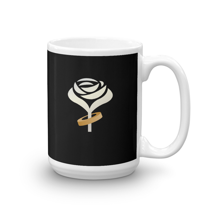 Accept This Rose Mug