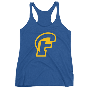 Women's Ramblin' Fan Racerback Tank