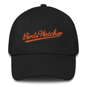 Birds Watcher Cotton Cap