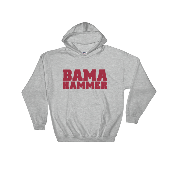 Bama Hammer Hooded Sweatshirt