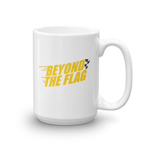 Beyond the Flag Coffee Mug