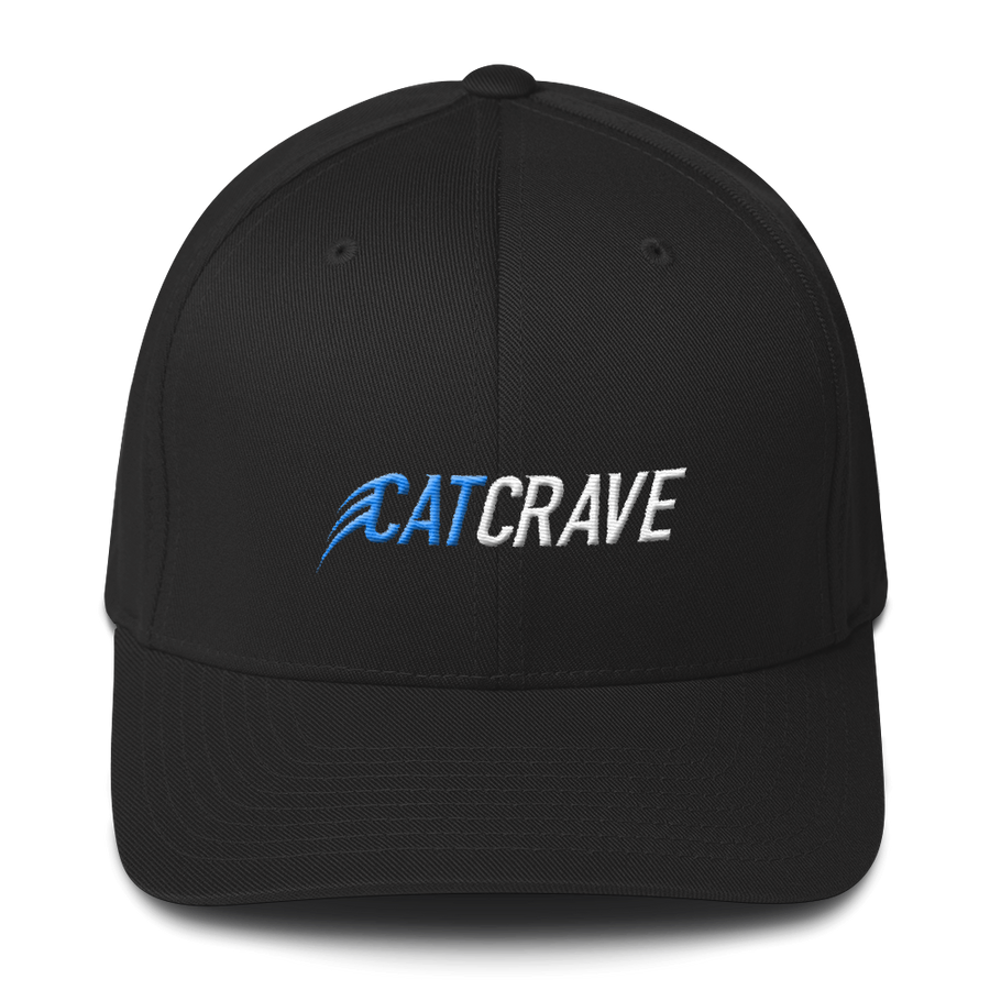Cat Crave Structured Twill Cap