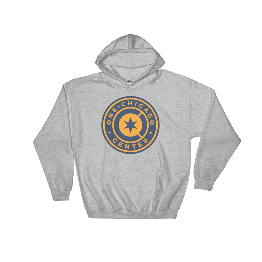 One Chicago Center Hooded Sweatshirt