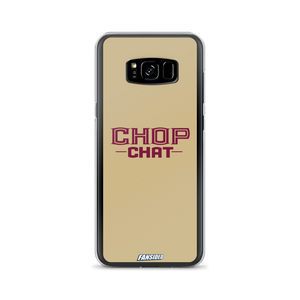 Chop Chat Samsung Case