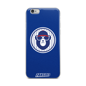 Chicago Baseball iPhone Case