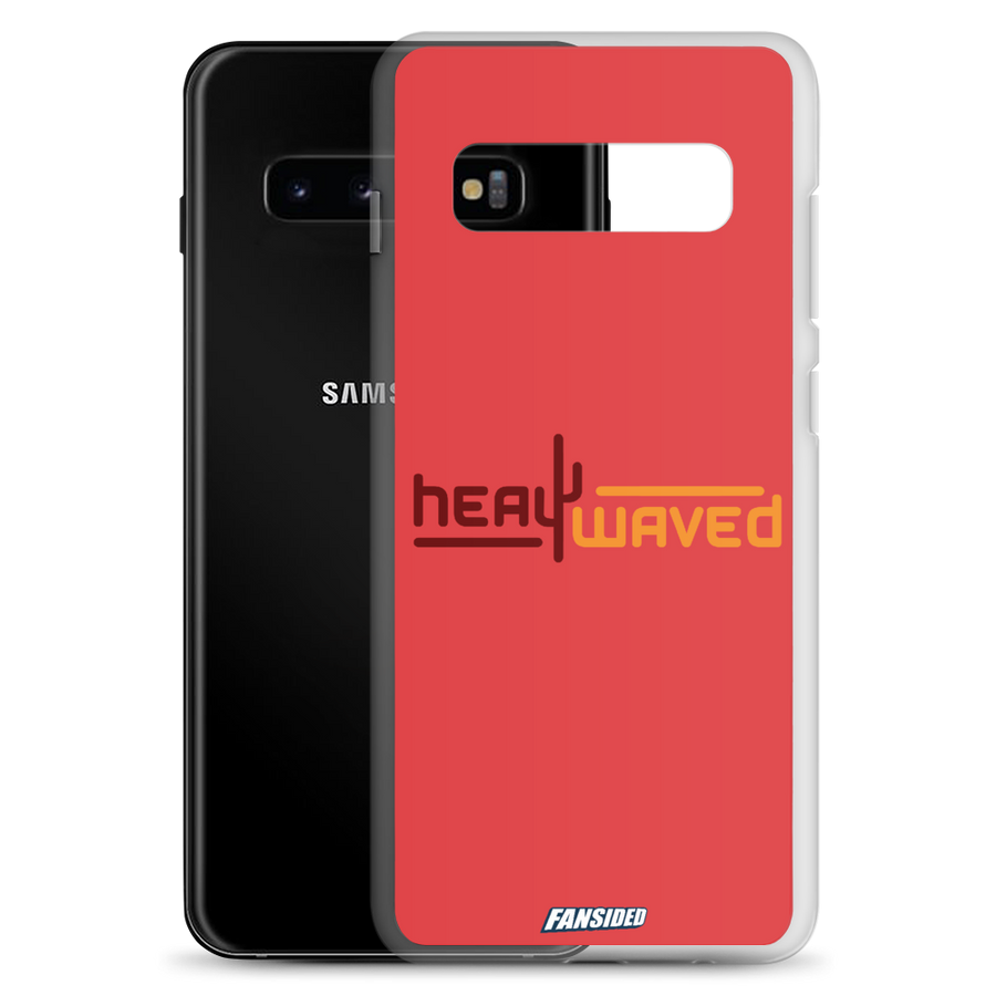 Heat Waved Samsung Case