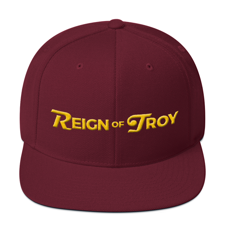 Reign of Troy Snapback Hat