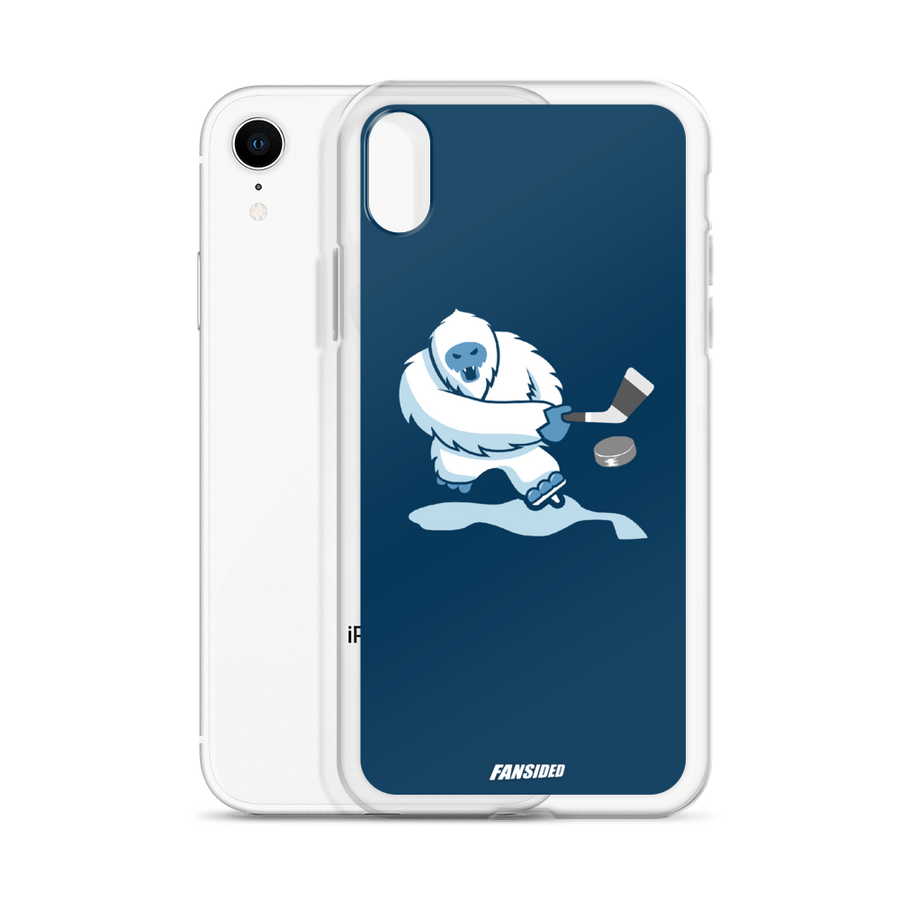Hockey Everest iPhone Case