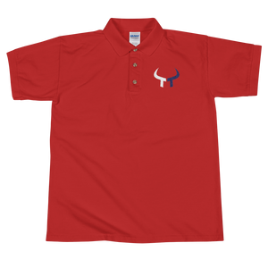 Toro Times Embroidered Polo Shirt