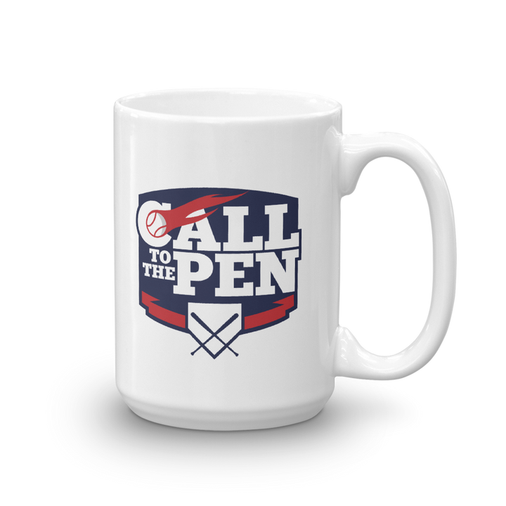 Call to the Pen Coffee Mug