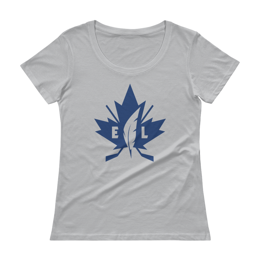 Women's Toronto Hockey Scoopneck T-Shirt