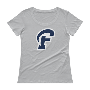 Women's Ramblin' Fan Scoopneck T-Shirt