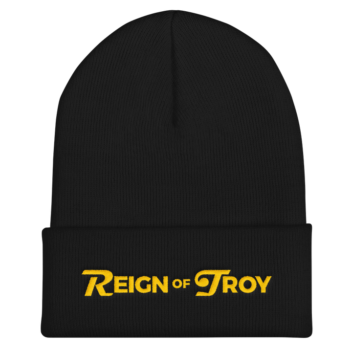 Reign of Troy Cuffed Beanie