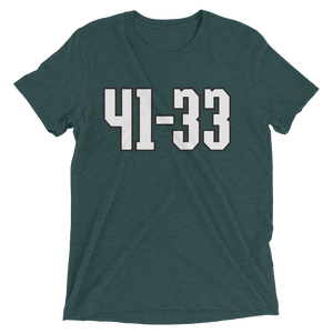 Men's 41-33 Score Short sleeve t-shirt