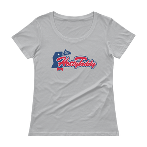Women's Ole Hotty Toddy Scoopneck T-Shirt