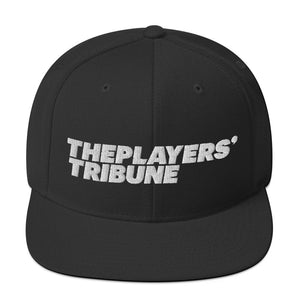 The Players' Tribune Snapback Hat