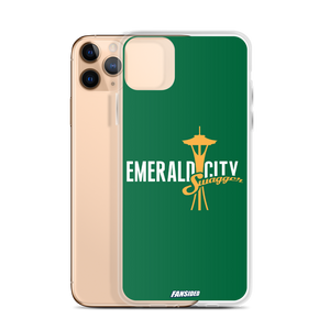 Emerald City Swagger iPhone Case