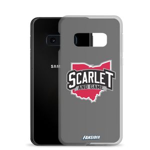 Scarlet and Game Samsung Case