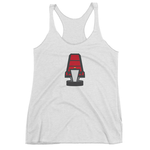 Women's Turn That Chair Racerback Tank