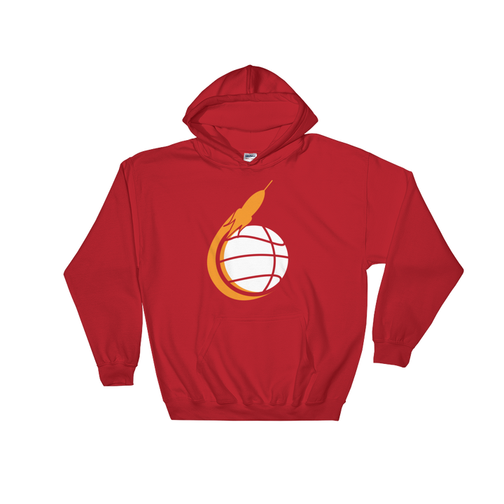Space City Scoop Hooded Sweatshirt