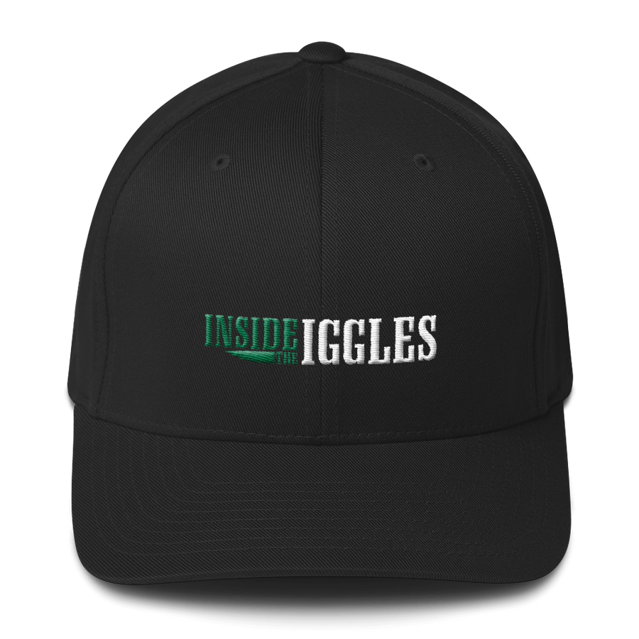 Inside The Iggles Structured Twill Cap