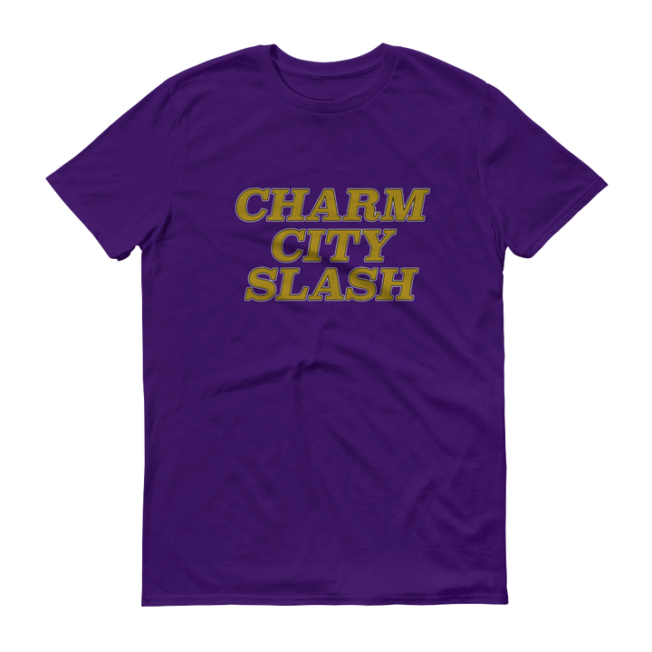 Charm City Slash Short-Sleeve T-Shirt