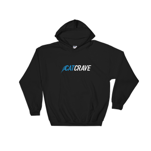 Cat Crave Hooded Sweatshirt