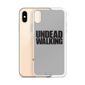 Undead Walking iPhone Case