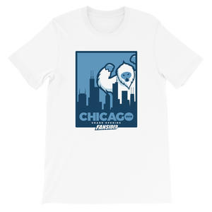Chicago Grand Opening Short-Sleeve Unisex T-Shirt
