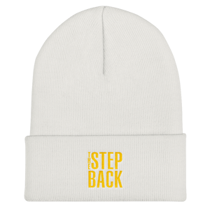 The Step Back Cuffed Beanie