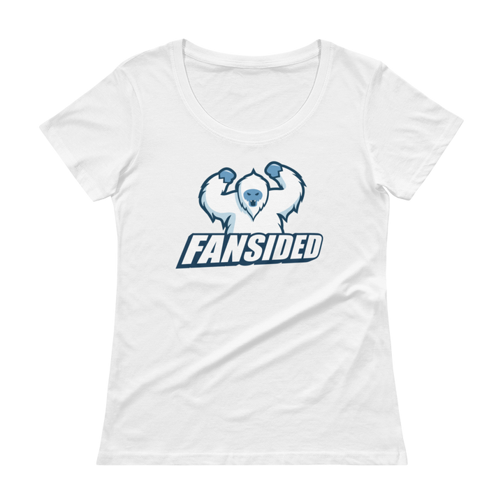 Women's FanSided Scoopneck T-Shirt