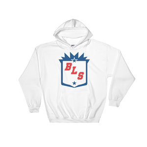 Blue Line Station Hooded Sweatshirt