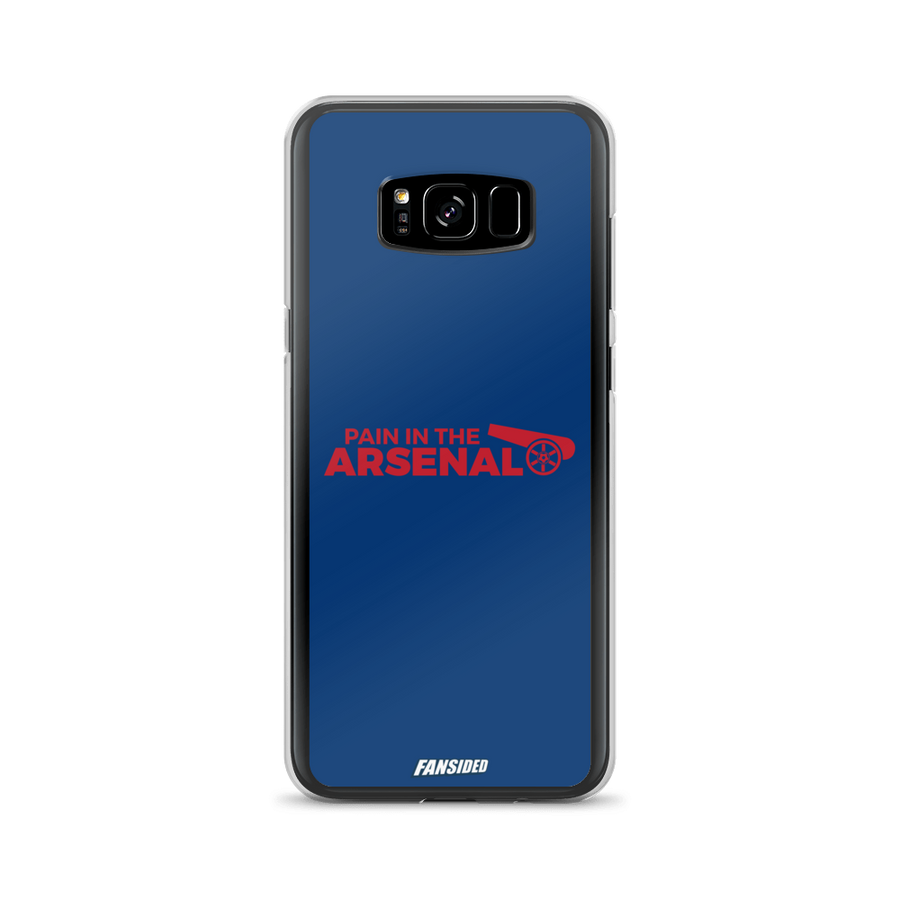 Pain in the Arsenal Samsung Case