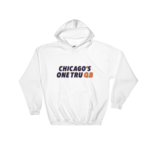 Chicago's One Tru QB Hooded Sweatshirt