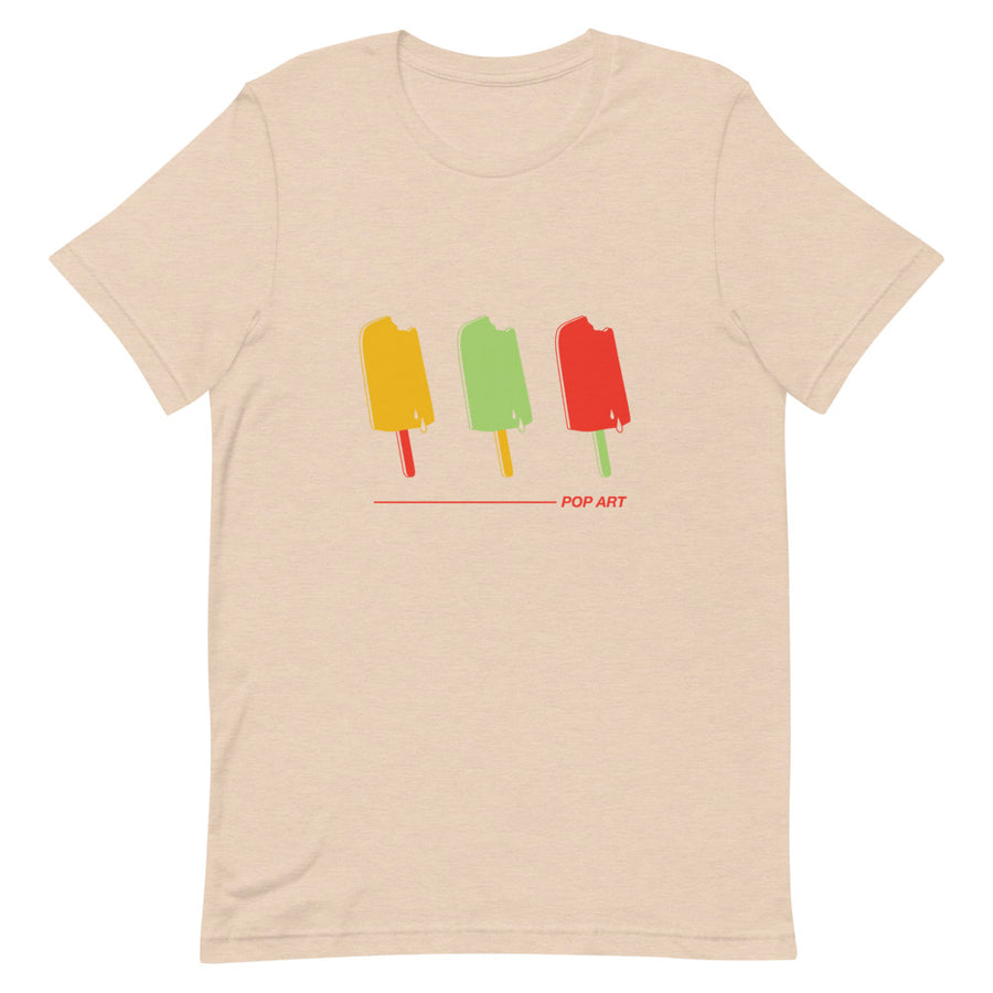 PopArt Short-Sleeve Unisex T-Shirt