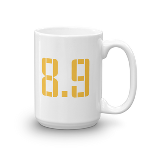 8 Points, 9 Seconds Mug